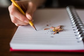 are you a slow writer