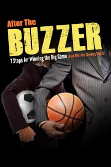 After the buzzer book cover