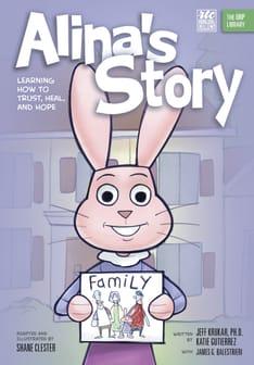 Alinas Story Cover