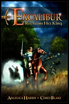 Excalibur book cover