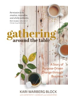 Gathering Around The Table Cover