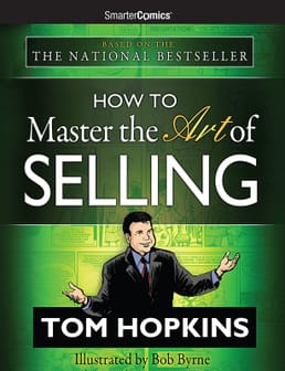 How To Master Art Of Selling book cover