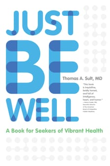 Just Be Well book cover