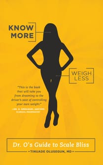 Know More Weigh Less book cover