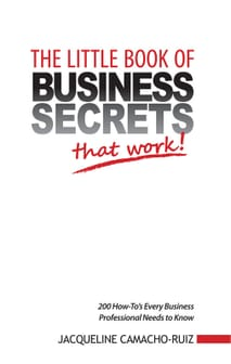 Little Book of Business Secrets book cover