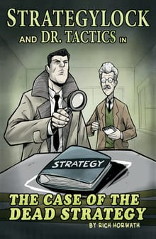 Strategy Lock book cover