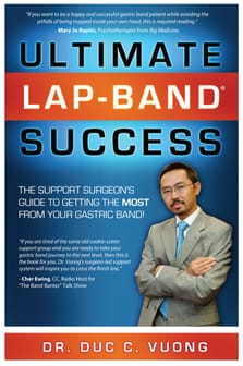 Ultimate Lap Band Book Cover