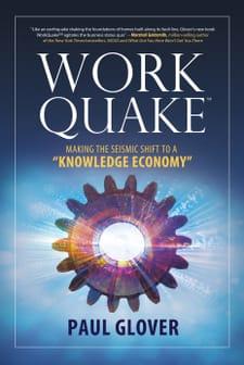 Work Quake book cover