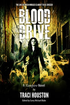Blooddrive book cover