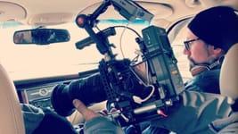 ELM Filming in car