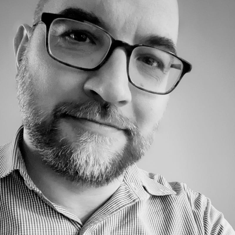 Five Minutes with David Lins RTC Book Editor Headshot