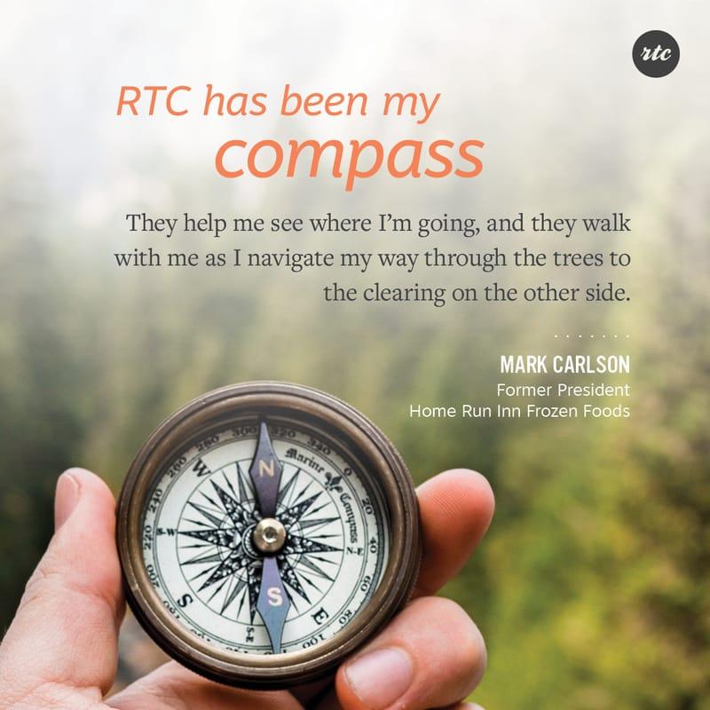 Mark Carlson testimonial