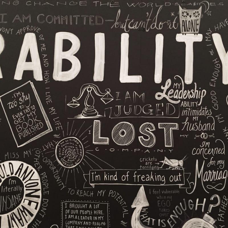 Vulnerability Wall entry