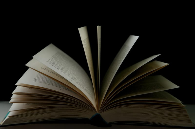 Writing a Book It Is Not about the Word Count open book