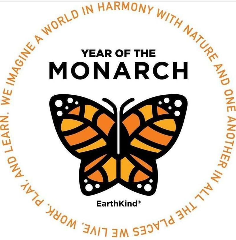 Year of the Monarch Kari Warberg Block